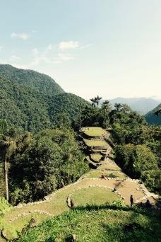 Ancient undiscovered Tayrona capital?
