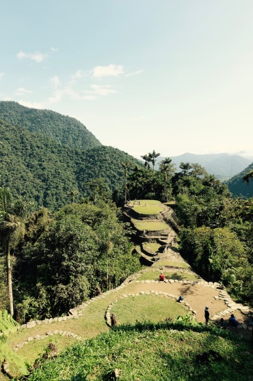 Ancient undiscovered Tayrona capital?